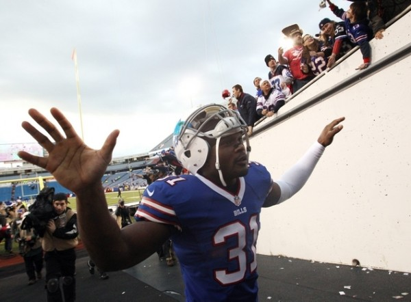 Can the Bills afford to use the franchise tag on Jairus Byrd again?